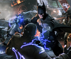 Batman: Arkham Origins Chat