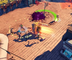 Dead Island: Epidemic Chat