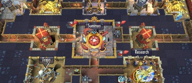 Dungeon Keeper News