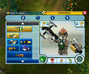 Lego Legends of Chima Online Chat