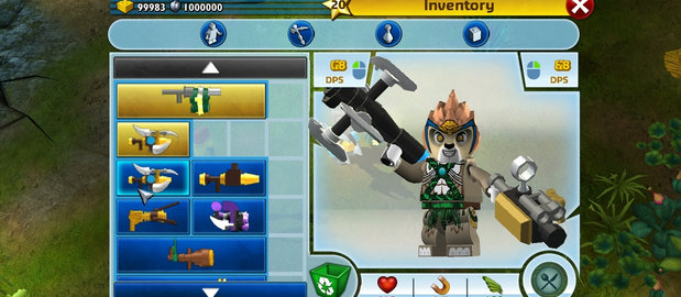 Lego Legends of Chima Online News