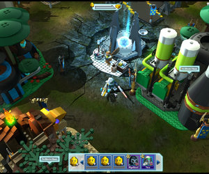 Lego Legends of Chima Online Screenshots