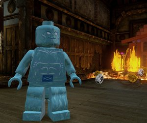 LEGO Marvel Super Heroes Chat