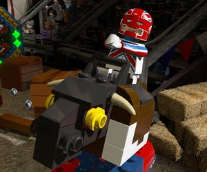 LEGO Marvel Super Heroes Screenshots