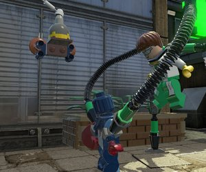 LEGO Marvel Super Heroes Videos