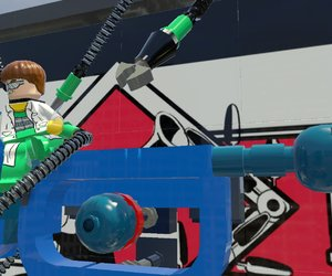 LEGO Marvel Super Heroes Files
