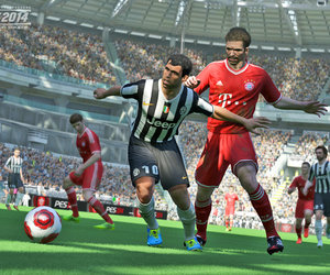Pro Evolution Soccer 2014 Screenshots