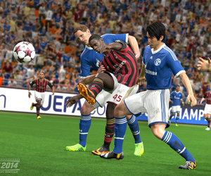 Pro Evolution Soccer 2014 Chat