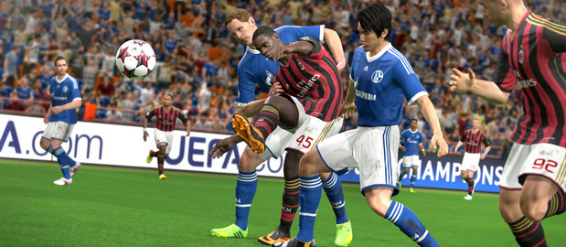 Pro Evolution Soccer 2014 News