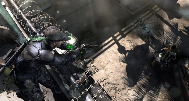 Tom Clancy's Splinter Cell Blacklist Gamescom 2013 screenshot