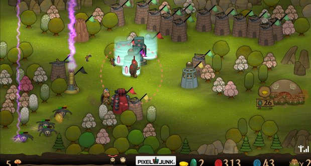 PixelJunk Monsters: Ultimate PC screenshots