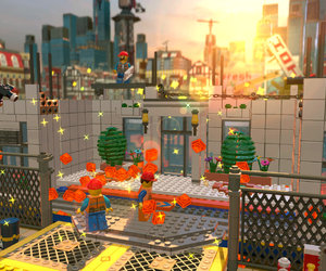 The LEGO Movie Videogame Files