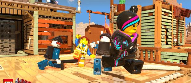 The LEGO Movie Videogame News