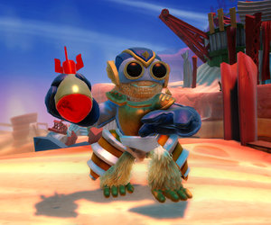 Skylanders Swap Force Chat