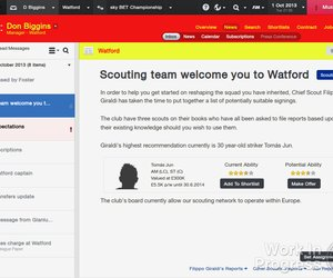 Football Manager 2014 Screenshots
