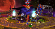 Sonic Lost World Deadly Six Edition introduces NiGHTS-inspired world
