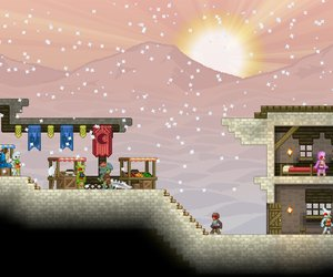 Starbound Screenshots