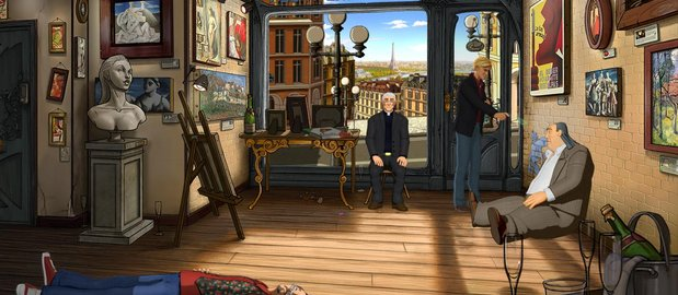 Broken Sword: The Serpent's Curse - Episode One News