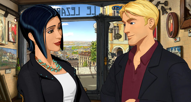 Broken Sword: The Serpent's Curse Vita