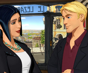 Broken Sword: The Serpent's Curse - Episode One Screenshots