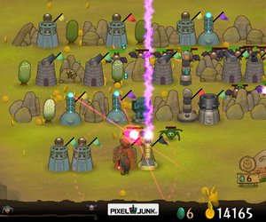PixelJunk Monsters Ultimate Chat