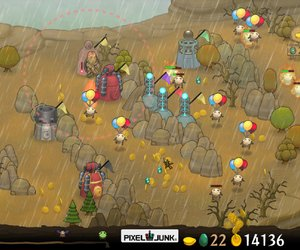PixelJunk Monsters Ultimate Screenshots