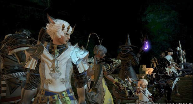 Final Fantasy XIV: A Realm Reborn Screenshots DigitalOps