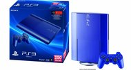 Blue PS3 coming to GameStop on October 8