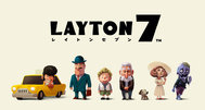 Layton 7 coming to 3DS and mobile, conspicuously missing Layton