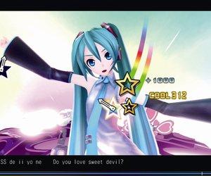Hatsune Miku: Project DIVA F Chat