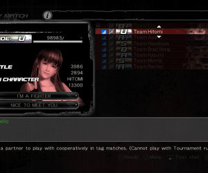 Dead or Alive 5 Ultimate Files