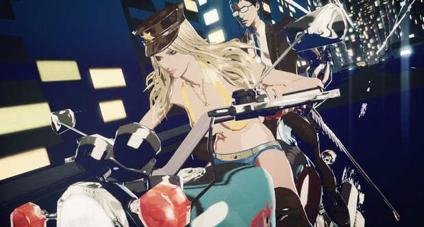 Killer is Dead launch screenshots