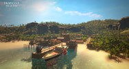 Tropico 5 first screenshots