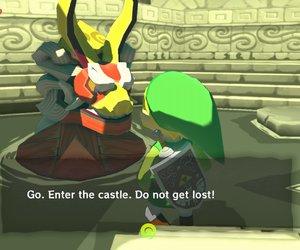 The Legend of Zelda: The Wind Waker HD Screenshots