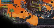 Terraria crossing over into Edge of Space