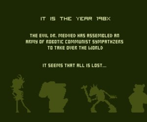 Super Rad Raygun: The Lost Levels Chat