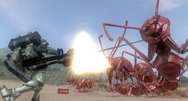 Earth Defense Force 2025 preview: co-op creature extermination