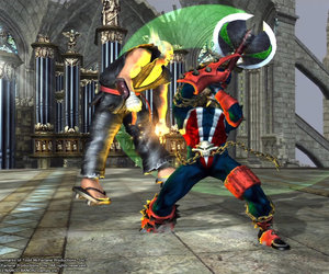Soulcalibur II HD Online Chat