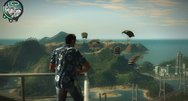 Just Cause 2 multiplayer beta weekend starts Saturday