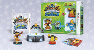 Skylanders: Swap Force includes unique starter figures on 3DS
