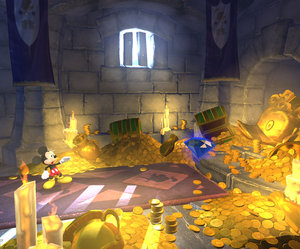 Castle of Illusion Starring Mickey Mouse HD Screenshots