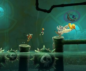 Rayman Legends Chat