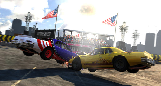 Grid 2 Demolition Derby screenshots