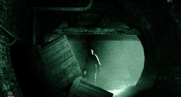 Outlast launch screenshots