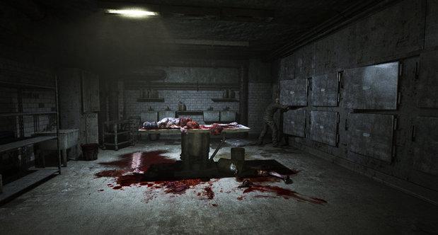Sanitarium Game Room