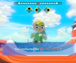 The Legend of Zelda: The Wind Waker HD Videos