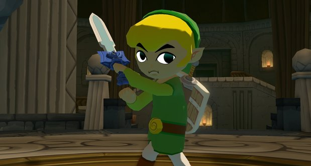 The Legend of Zelda: Wind Waker HD screenshots