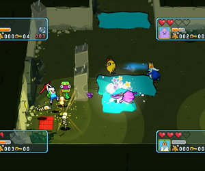 Adventure Time: Explore the Dungeon Because I DON'T KNOW! Screenshots