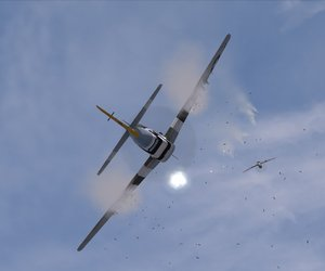 DCS: P-51D Mustang Screenshots