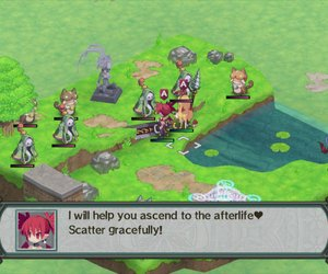 Disgaea D2: A Brighter Darkness Screenshots